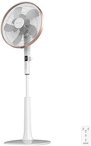 Cecotec Ventilador de Pie EnergySilence 1030 SmartExtreme. 10 Aspas 16
