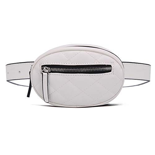 4bdbc5472c67 Fanny Pack Waist Pack Pouch for Women Small Purse Leather Belt Fanny Bag  With Removable Belt. by glitzall