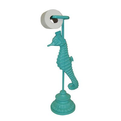 Hickory Manor House Starfish Standing Toilet Paper Holder...