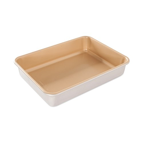 Nordic Ware Naturals Aluminum NonStick 9x13-Inches Cake Pan by Nordic Ware