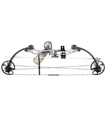 Archery Cajun Reel - Cajun Bowfishing A4CB21005R Sucker Punch Bow Package Right Hand