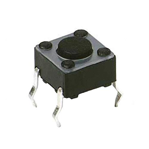 SWITCH TACTILE SPST-NO 0.05A 12V (Pack of 200) (PTS645TM43-2 LFS) by C&K