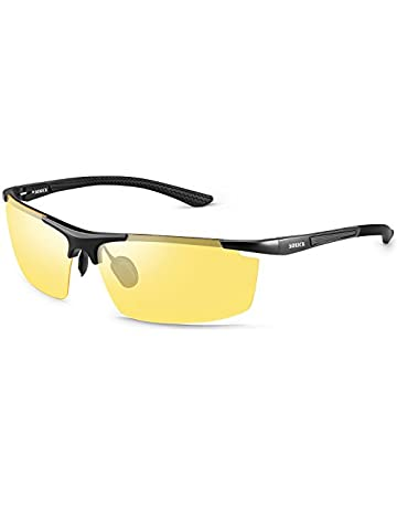 16e2c598c2 Polarized Anti-glare Night Driving Glasses For Men Women