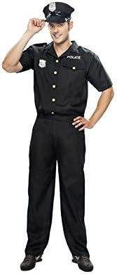 Disfraz de Policía para hombre talla XXL: Amazon.es: Juguetes y juegos