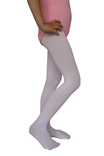 Large Product Image of STELLE Girls' Ultra Soft Pro Dance Tight/Ballet Transition Tight (Toddler/Little Kid/Big Kid)