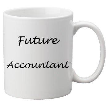 Great Novelty 11oz Mug Future Accountant 11oz Mug Perfect Birthday or Christmas Gift