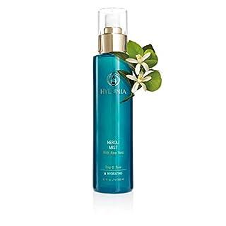 Hylunia Neroli Mist - 5.1 fl oz - Colloidal Silver and Aloe Vera - Eczema - Acne - Rapid Skin Repair