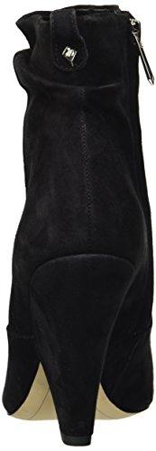 Edelman Roden Boot Women's Black Sam Suede Ankle dznEBzIxqR