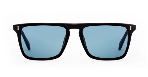 Oliver Peoples 5189S 1031R8 Matte Black Bernardo Wayfarer - Shades Peoples Oliver