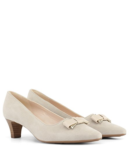 Donna Beige Tacco Col Kaiser Scarpe Peter 41157935 XP6ZYxR