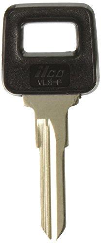 KABA ILCO VL8-P Ilco, Plastic Head Master Key Blank For Volvo 240 Series DL & GL