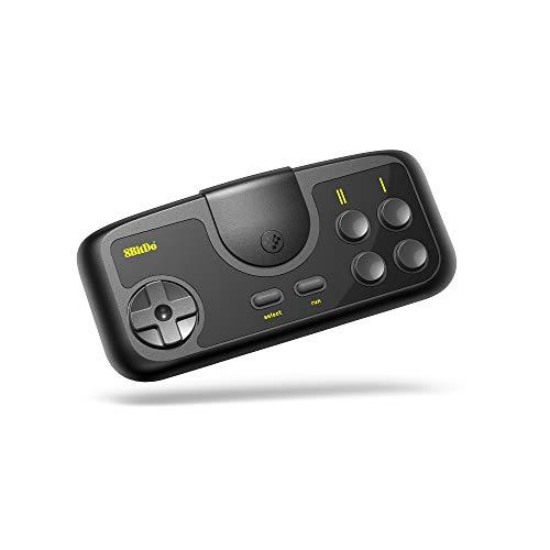 8Bitdo TG16 2.4G Wireless Gamepad for PC Engine Mini, PC Engine CoreGrafx Mini, TurboGrafx-16 Mini & Nintendo Switch (TG16 Edition)