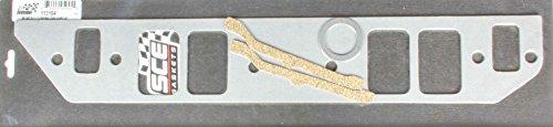 (SCE Gaskets 113104 BBC Intake Gasket Set w/Dart Big M Heads.062)