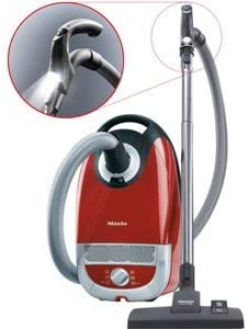 Miele S5211 Brilliant Light Cylinder Vacuum Cleaner: Amazon