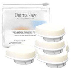 DermaNew MicroDermabrasion Small Teardrop Replacement Collection