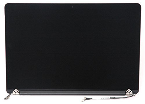 Apple MacBook Pro Retina 15'' A1398 Mid 2015 Display Full LCD LED Display Screen Assembly Repair Part 661-02532 by Unknown