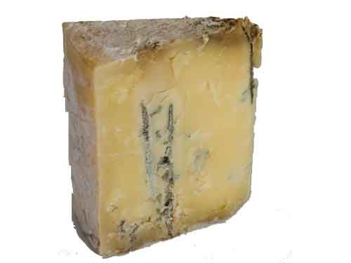 Dunbarton Blue Cheese - 1 Pound by Wisconsin Cheese Mart