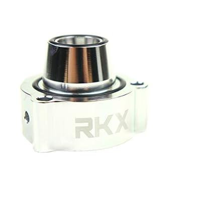 RKX Blow Off Valve Spacer BOV for VW AUDI - TSI FSI TFSI MK5 GTI B7 2.0T 2.0 T Diverter DV: Automotive