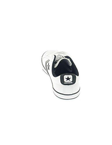 Converse Chucks Kids Taylor Star Player (White Ox-Black)