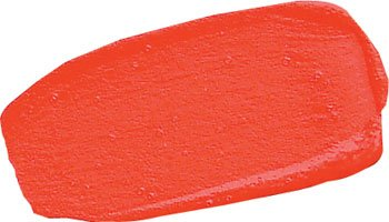 Golden Edge Rim - Golden Fluid Acrylics - Pyrrole Red - 4 oz Bottle