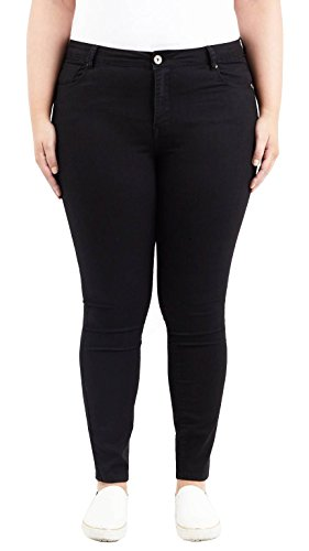 Couleur Denim Bleu ame 50 Noir Maigre Dames Jeans Nouveau Brave Black 44 Stretch Denim et Pantalon wAaPqxpWn