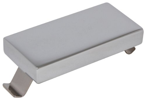 Toto THU205#CP Overflow Cover for Lloyd Console and Undercounter Lavatory, Polished Chrome