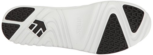 Etnies SCOUT-M - Caña baja de tela para hombre White/Black