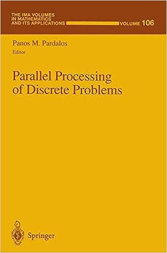 Paginas Para Descargar Libros Parallel Processing Of Discrete Problems: V. 106 Infantiles PDF