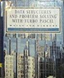 Data Structures and Problem Solving with Turbo Pascal : Walls and Mirrors, Carrano, Frank M. and Helman, M., 080531217X