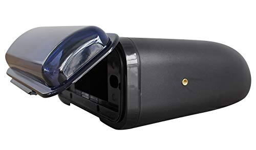 (Marine Boat Waterproof Gimbal Housing in Black for Kenwood KMR-D372BT Receiver)