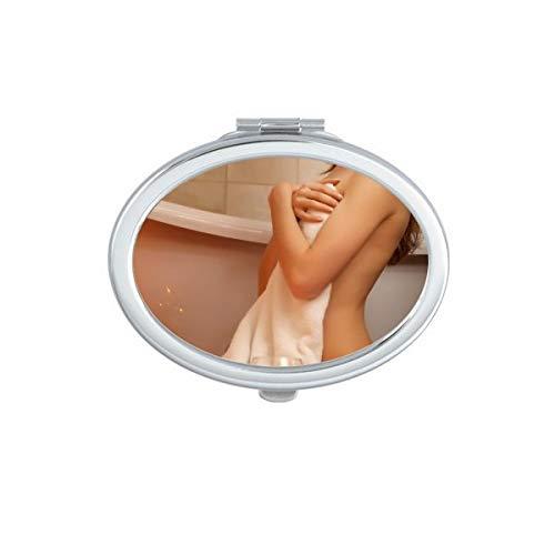 Bathroom Hot Nude Sexy Babe Girl Butt Ass Bathtub Pretty Gal Lady -