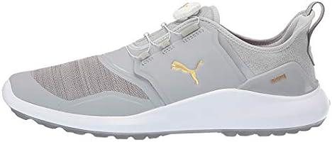 Puma Golf Men S Ignite Nxt Disc Golf Shoe High Rise Team Gold Puma White 14 M Us Buy Online At Best Price In Uae Amazon Ae