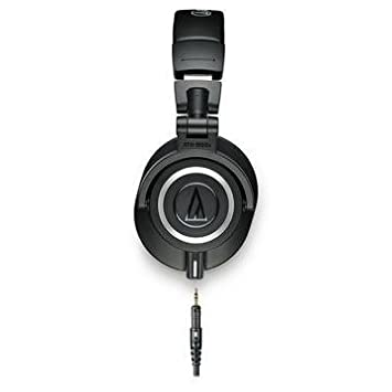 Audio-Technica ATH-M50x Professional Studio Monitor Headphones Renewed