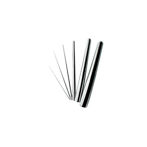 TheChainGang Economy Insertion Tapers, Body Piercing Insertion Taper, Stretching Piercings Tapers Kit (6 Gauge - 4 mm)