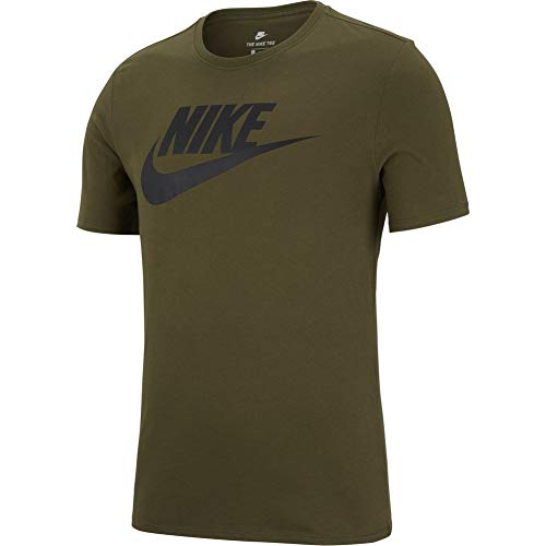 T T shirt Olive Icon Nsw Homme Homme Homme Tee Nike Canvas black Futura M wfqYP