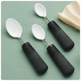 Spoon Coated Grips Good (Good Grips Coated Utensils Good Grips CoatedUtensils - Tablespoon - Model 561850 by Sammons Preston)