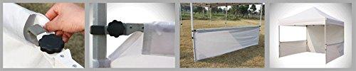 Eurmax Rail Bar for Ez Pop up Canopy Tent, 2pc-pack