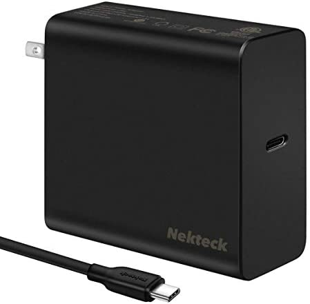 Certified Charger Nekteck Delivery Compatible