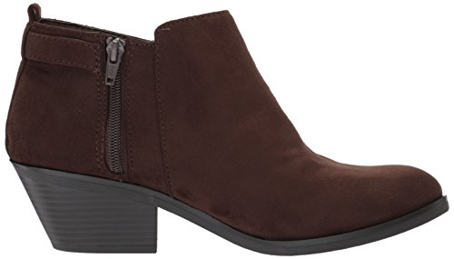 Women's Brown Boot Dark Kam LifeStride Ankle 6wqgxd6On