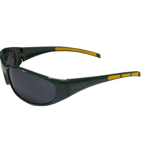 NCAA Baylor Bears Wrap Sunglasses by Siskiyou Sports