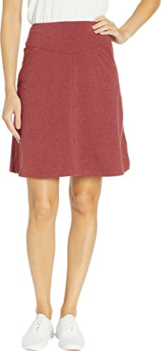 - prAna Women's Adella Skirt Rusted Roof Large