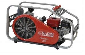 NARDI Pacific PG 27 Electric Compressor High Pressure for Scuba Tanks &  Yachts New