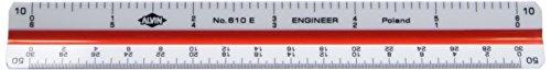 Alvin Plastic Engineer Triangular 610E