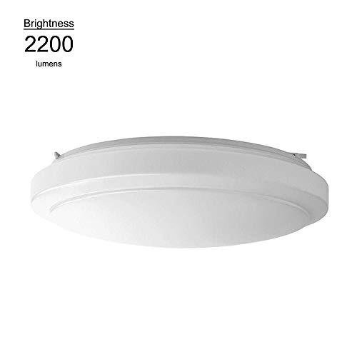 20 inch LED Round Ceiling Puff