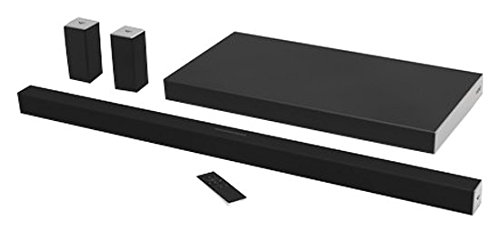 Vizio Sound Bar Speaker - Portable - Wireless Speaker - Blac