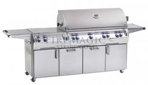 "Echelon Diamond E660S-4LAN-71 ""A"" Series Stand Alone Grill - NG Fire Magic Grills"