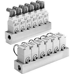 SMC VV2Q22-02 Manifold