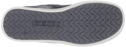 Geox JR ELVIS J24A4G04622C0016 - Zapatos de cuero para niño Negro