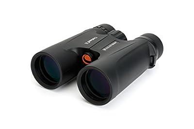 Celestron – Outland X 10x42 Binoculars – Waterproof & Fogproof – Binoculars for Adults – Multi-Coated Optics and BaK-4 Prisms – Protective Rubber Armoring