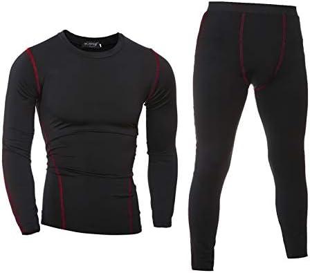 レディースジャージ上下セット 男性ワークアウトレギンスフィットネススポーツジムランニングヨガパンツシャツスーツ速乾性のある高品質スポーツ最上階ヨガパンツセット 吸汗 速乾 (Color : Red, Size : XL)